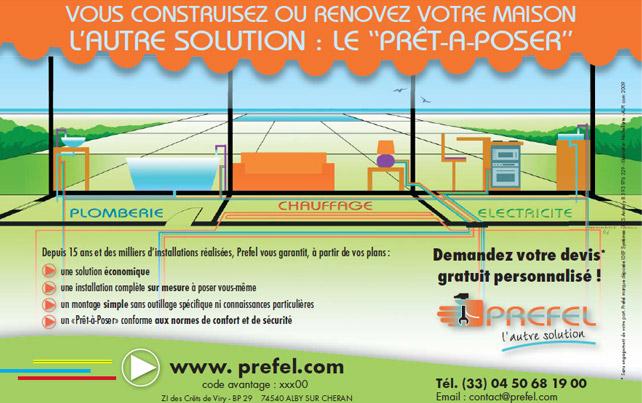 Prefel - espace presse